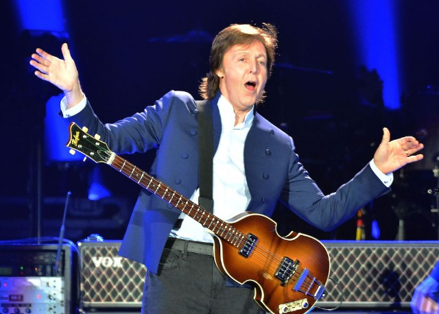 Paul McCartney Joins Fifth Pirates Of The Caribbean Movie