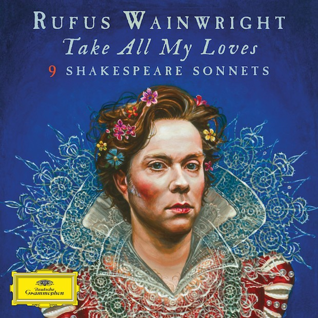 "Rufus Wainwright - ""When In Disgrace With Fortune And Men's Eyes (Sonnet 29)"" (Feat. Florence Welch)"