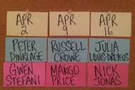<em>SNL</em>&#8217;s April Musical Guests: Gwen Stefani, Margo Price, Nick Jonas