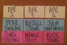SNL's April Musical Guests: Gwen Stefani, Margo Price, Nick Jonas
