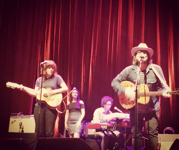 Courtney Barnett Joins Tweedy On David Bowie Cover In Melbourne