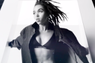 Watch FKA twigs Turn A Calvin Klein Ad Into A Work Of Art