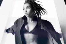 Watch FKA twigs Turn A Calvin Klein Ad Into A Work Of Art