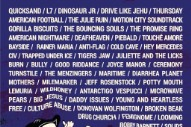 Wrecking Ball 2016 Lineup