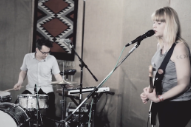 "Watch Wye Oak Cover Pat Benatar's ""We Belong"""