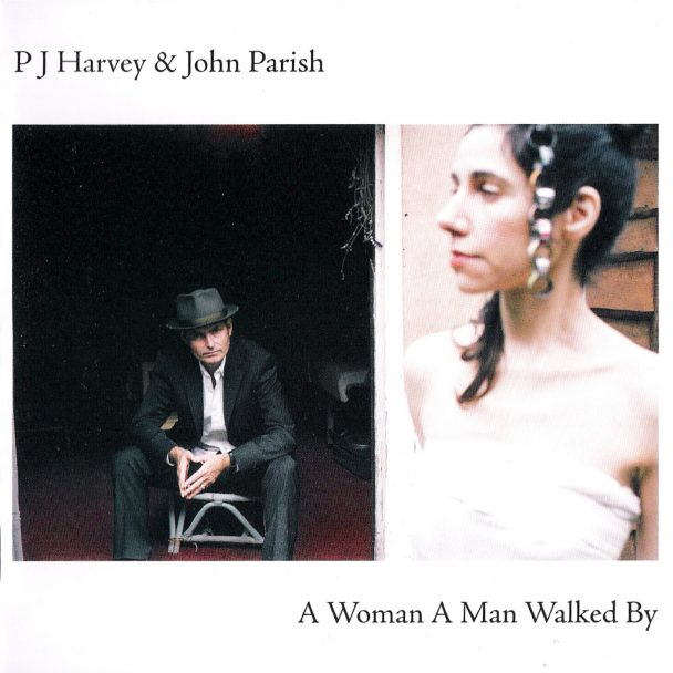 12 A Woman A Man Walked By