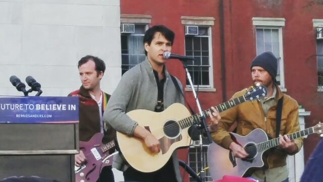 Vampire Weekend & Dave Longstreth