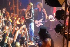 Watch Guns N' Roses Play Their First Reunion Show
