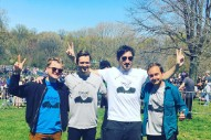 Watch Grizzly Bear Play Bernie Sanders Rally In Brooklyn