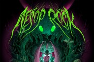 Stream Aesop Rock <em>The Impossible Kid</em>