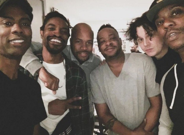 Andre 3000 and friends
