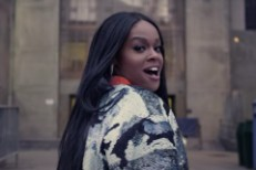 Azealia Banks - The Big Big Beat video