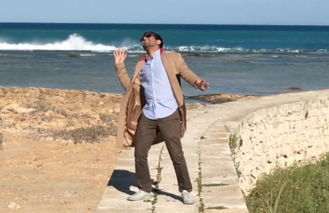 Aziz Ansari - Famous video