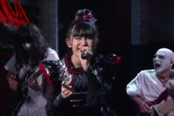 Watch Babymetal Make Their American TV Debut On <em>Colbert</em>
