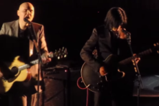 Billy Corgan and James Iha