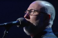 Watch Bob Mould Rip It Up On <em>Colbert</em>