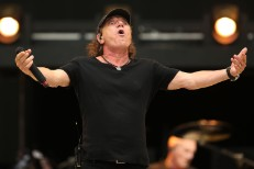 "Ousted AC/DC Singer Releases Statement: ""I Am Not Retiring"""