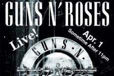 Reunited Guns N' Roses Are Playing LA's Troubadour Tonight