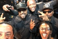 Watch Kendrick Lamar Induct N.W.A. Into The Rock And Roll Hall Of Fame
