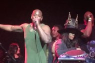 "Watch Dave Chappelle & Erykah Badu Cover Radiohead's ""Creep"" At Badu's Birthday Party"