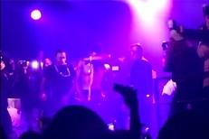 Watch Desiigner Vomit While Dabbing On Stage In Long Island