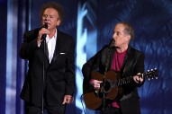 "Simon Says Garfunkel Reunion Is ""Out Of The Question"""