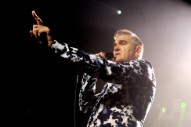 "Morrissey Acknowledges The Smiths' New Twitter Account: ""Follow It At Your Peril"""