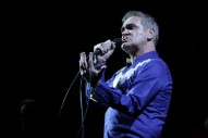 Of Course Morrissey's Prince Eulogy Trashes The Royal Family Too