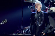 Watch David Byrne, The Roots, & Kimbra Cover David Bowie At Rock Hall Ceremony