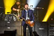 "Paul McCartney Played ""A Hard Day's Night"" Solo For The First Time Ever Last Night"