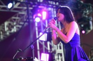 "Watch Bat For Lashes Play New Song ""Sunday Love"" At Coachella"
