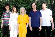 "Hear Alvvays Play New Song ""Dreams"" At Coachella"
