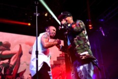 Anderson Paak and T.I. at Coachella 2016