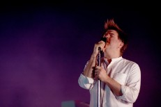 "Watch LCD Soundsystem Cover Prince's ""Controversy"" At Coachella"