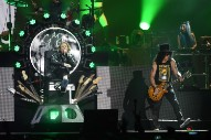 "Guns N' Roses Add ""Used To Love Her"" & ""Out Ta Get Me"" To Reunion Tour Setlist"