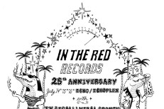 In The Red Records Announces 25th Anniversary Event