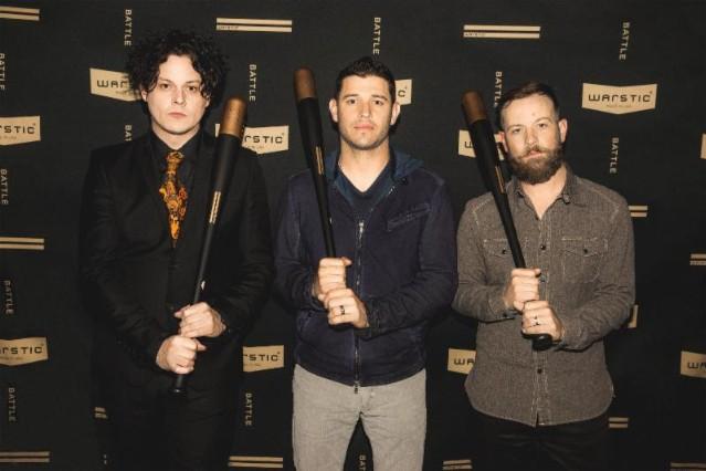 Jack White bats