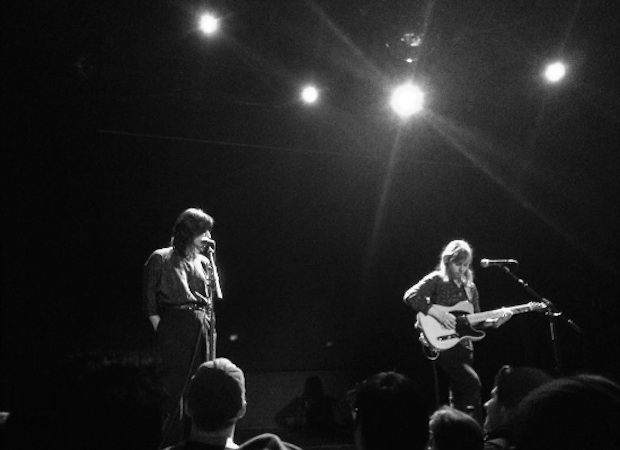 Julien Baker and Sharon Van Etten