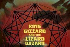 Stream King Gizzard &#038; The Lizard Wizard <em>Nonagon Infinity</em>