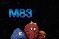 "M83 – ""Go!"" (Feat. Steve Vai & Mai Lan)"