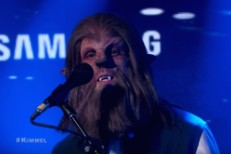Watch M83, In Teen Wolf Costume, Do Two Songs On <em>Kimmel</em>