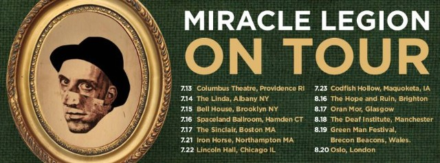 Miracle Legion Played Their First Show In 20 Years Last ...
