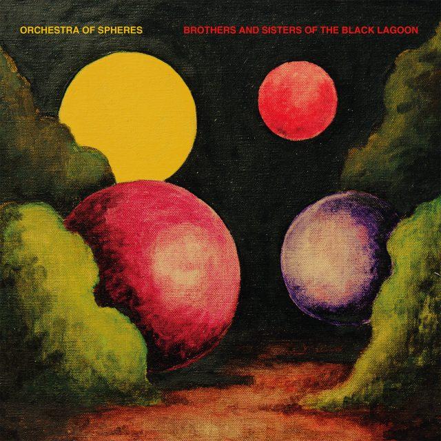 Orchestra Of Spheres Album Art