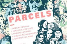 "Parcels – ""Herefore"""