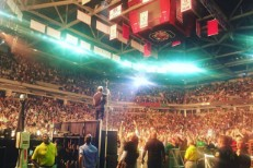 Pearl Jam in Columbia