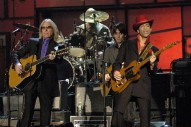 Tom Petty Reminisces About Prince's Newly Viral Rock Hall Guitar Solo