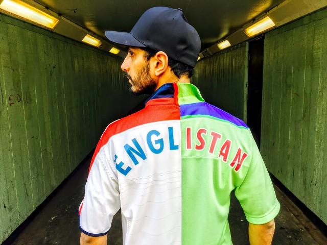 Riz Ahmed - Englistan