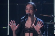 Watch Savages Play &#8220;Adore&#8221; On <em>Ellen</em>