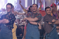 Watch The Lonely Island's Will Smith Medley At The MTV Movie Awards