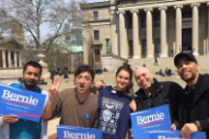 Grizzly Bear, Vampire Weekend, TV On The Radio Playing Bernie Sanders Rallies In NYC This Week